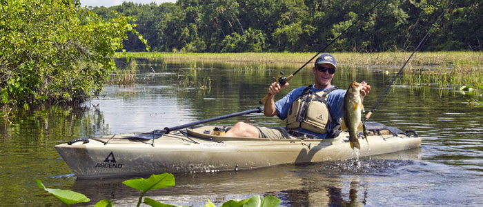 Convenient features of GPSfishfinder
